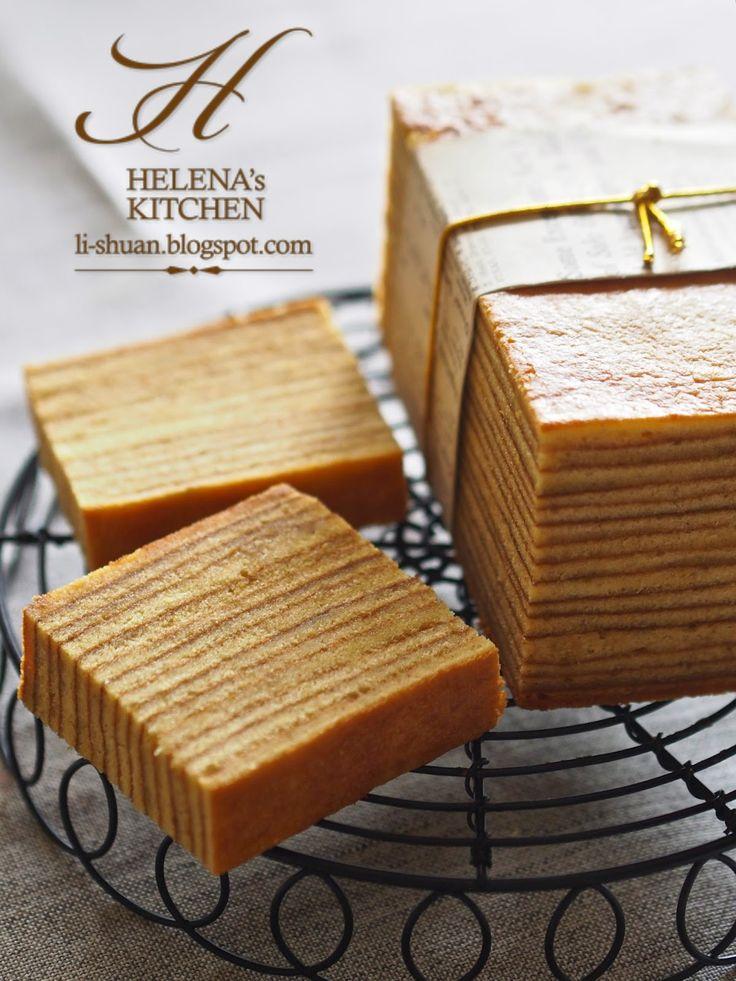 Helena's Kitchen Kueh lapis