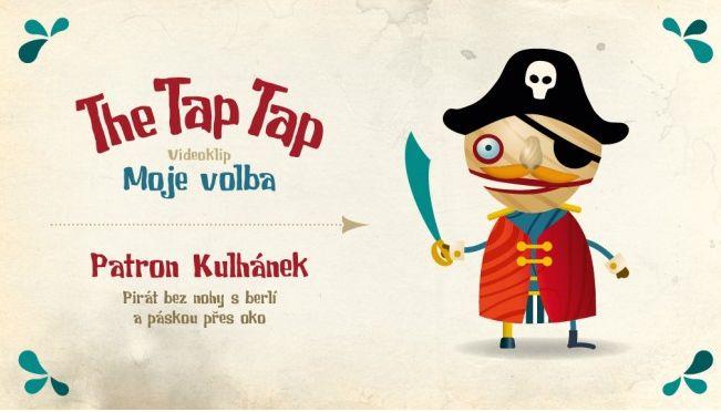 Máme skvělou písničku Moje Volba, kterou pro nás napsal a složil známý Trabanďák Jaroslav Svoboda.  K tomu, abychom z ní mohli udělat animovaný pirátský klip, nám chybí 150 tisíc korun.
