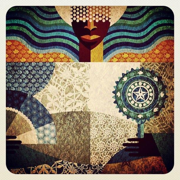 Canto para Yemanjá www.menote.com.bt