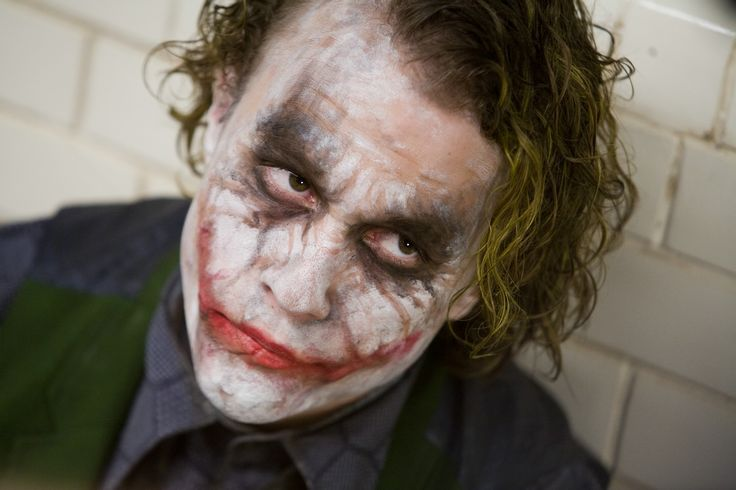 The Joker is tired of your crap.