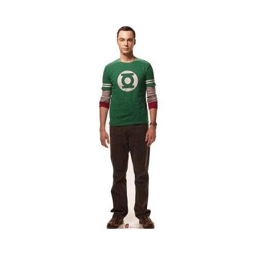 Life size Sheldon Cooper cut out! $29.00.