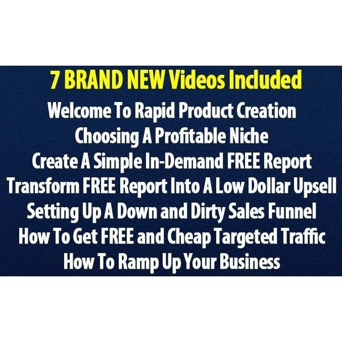NeoTuts.com | Rapid Product Creation - Get Access To This Brand New Video Series That Reveals The Fast And Easy Way To Create Digital Products Without Any Experience…