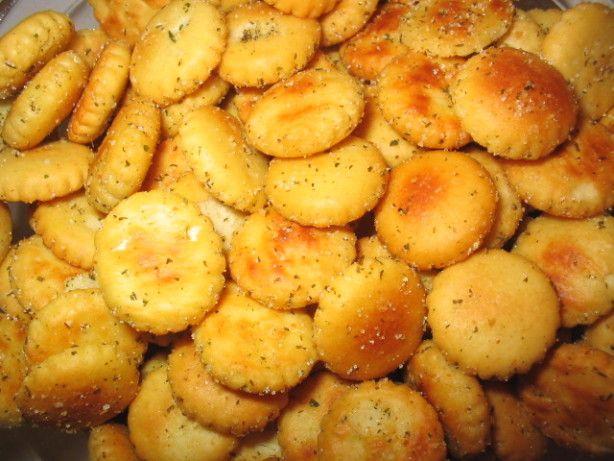 Hidden Valley Ranch Oyster Crackers Recipe - Food.com