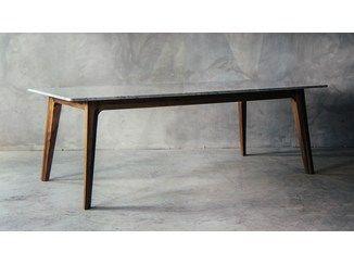 Tavolo rettangolare in marmo JULIAN | Tavolo in marmo - NAMUH STUDIO