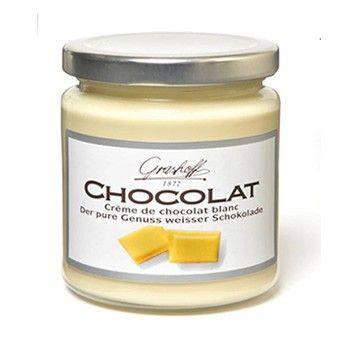 Delicatessen de Crema De Chocolate Blanco Gourmet - Alemania | 4,95 €