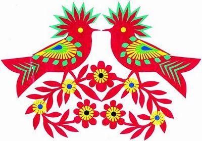 Wycinanki: Polish Paper Art