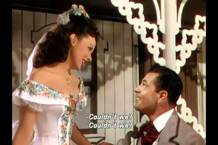 ''Make Believe'' -Till The Clouds Roll By   Kathryn Grayson, Tony Martin...