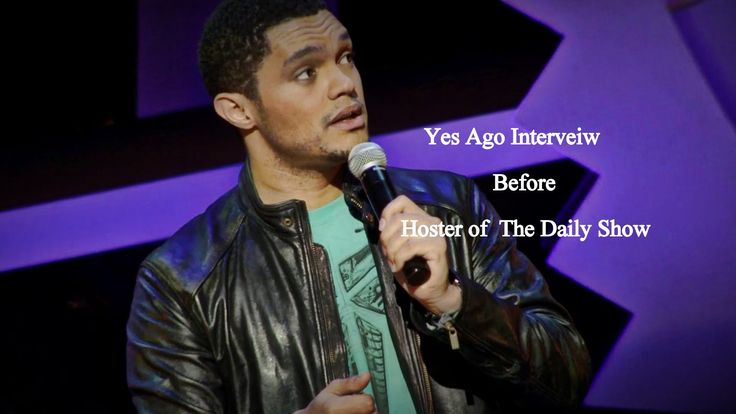 Trevor Noah Interview On The Future | In Zambia