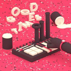 Jamie XX : Good Times - JULIAN GLANDER