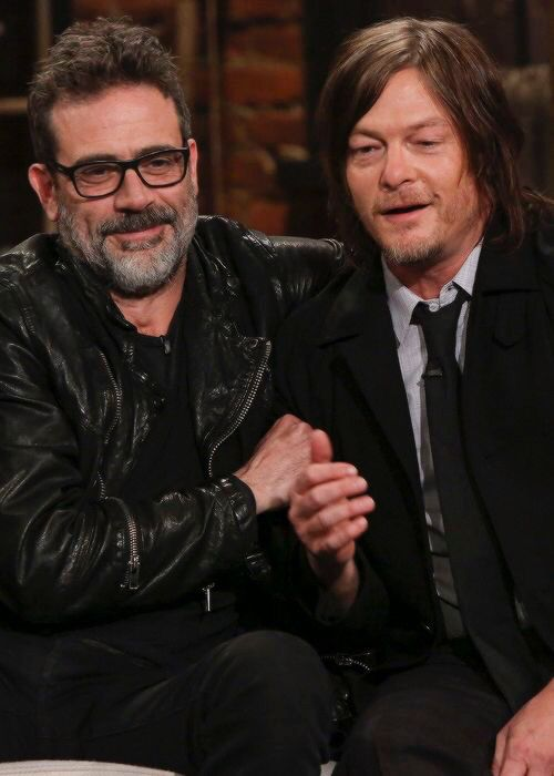 Talking Dead * two of my favorites - so gorgeous
