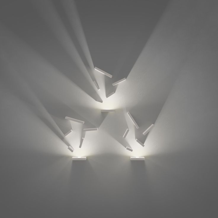 SET is a game of lights, shadows, luminous and volumetric effects. J. Ll. Xucla created for VIBIA