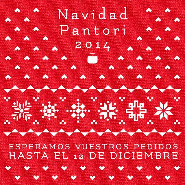 Navidad Pantori 2014 #instagram #Pantori #Christmas