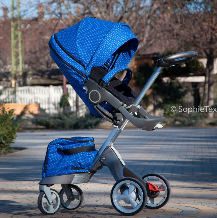 We made this beautiful summer for a gorgeous little boy. Stokke V3