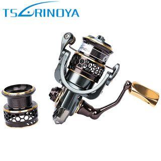 Tsurinoya Spinning Fishing Reel 91BB5.2:14kg Jaguar1000 Double Metal Spool Lure Reel Carretes Pesca Carretilha Moulinet Peche (32784833018)  SEE MORE  #SuperDeals