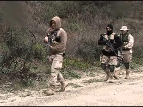 Tactical Firearms Training Team: 2 Man Team Tactics