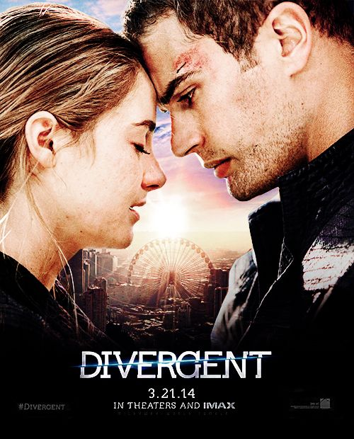 the-divergent-faction:   Divergent poster - fanmade (bigger)  this poster is perfection.