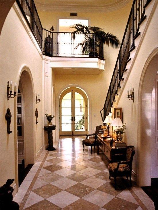 26 best entrance way tiling images on pinterest tiling for Front hall flooring ideas