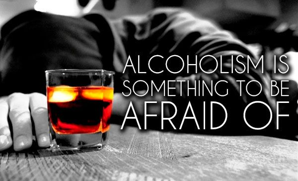 Yes, very true... Alcohol can take EVERYTHING from us