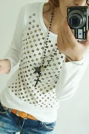 Blouse withe