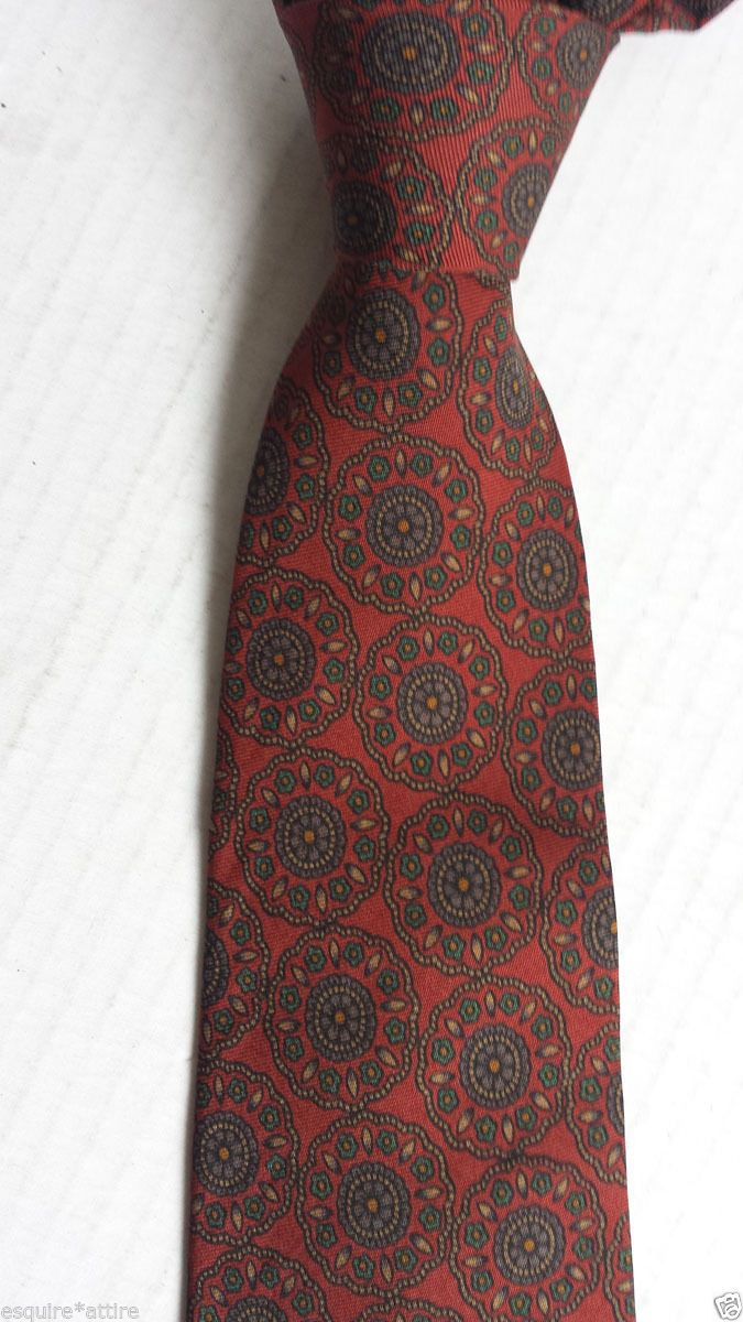 #tie POLO Ralph Lauren men neck silk dress tie dark red with pattern NEW no tags, USA RalphLauren withing our EBAY store at  http://stores.ebay.com/esquirestore
