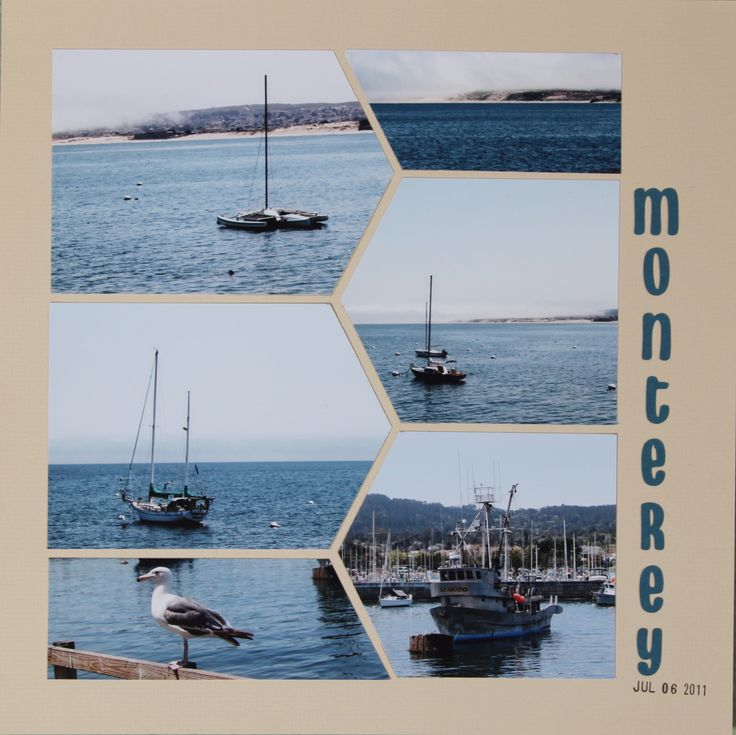 #Lea France  Monterey Bay, Lea France Template layout...www.leafrance.com                                                                                                                                                                                 More