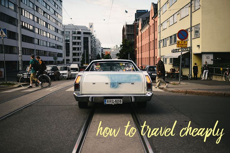 need to get out of town? some tips to save money!