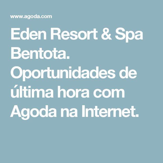 Eden Resort & Spa Bentota. Oportunidades de última hora com Agoda na Internet.