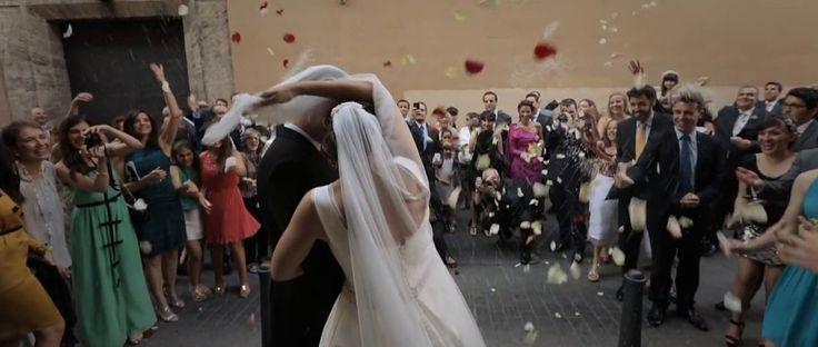 MERCEDES Y ULI. Otra boda internacional de Cinemediam.