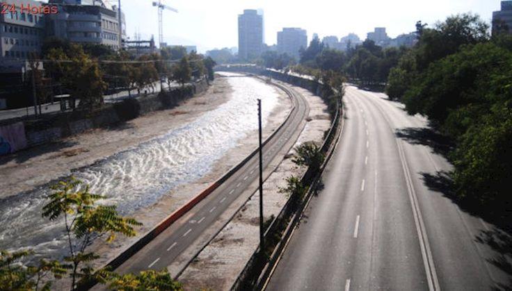 Seremi de Transportes pone mesura a la idea de terminar con reversibilidad de Andrés Bello