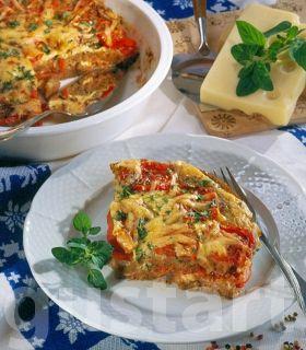Lajos Mari konyhája - Kenyértorta pizzasütő módra