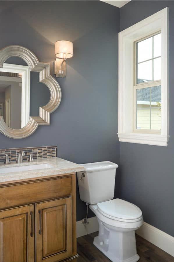 Popular Bathroom Paint Colors Painted Furniture Ideas Bathroom Wall Colors Bathroom Colors Traditional Bathroom