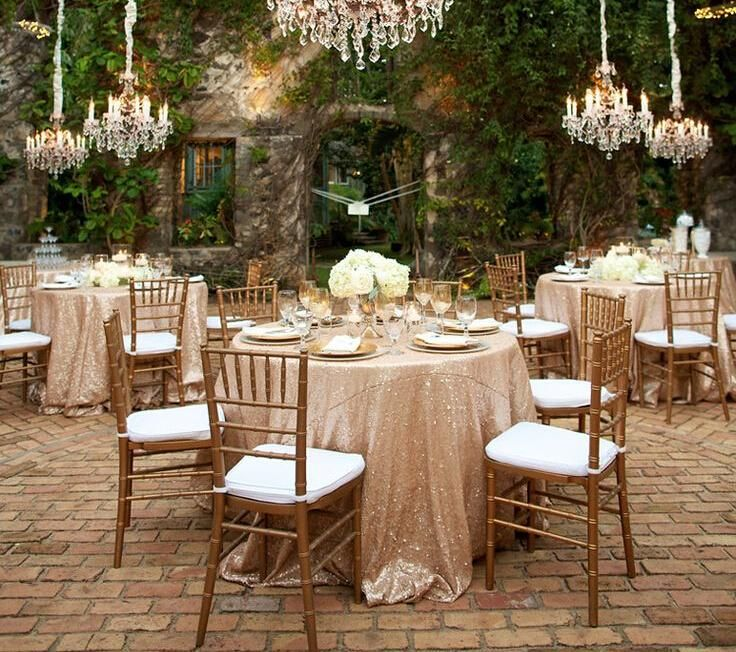 1000+ ideas about Gold Tablecloth on Pinterest | Candy ...