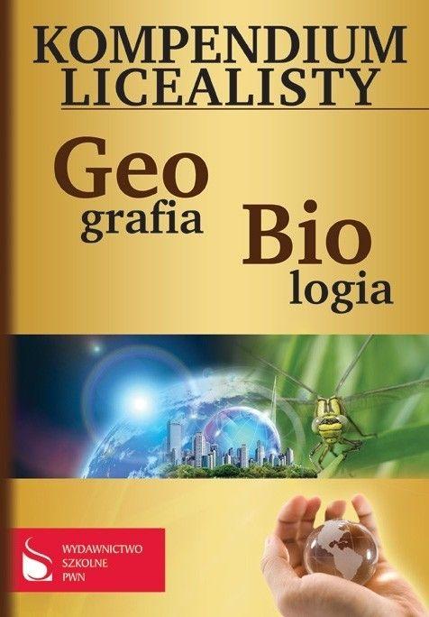 Kompendium licealisty. Biologia, geografia  #matura #biologia #książka  http://bookinista.pl/Kompendium-licealisty-Biologia-geografia,p,150365