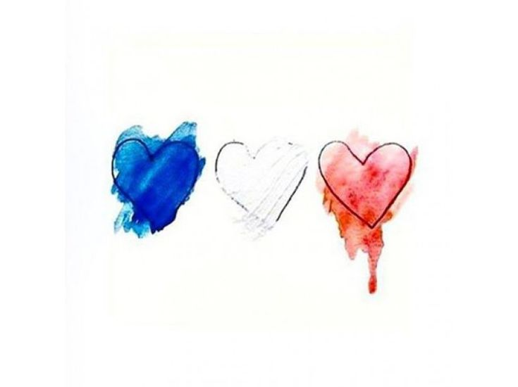 PHOTOS. ''Pray for Paris'' : les hommages sur les réseaux sociaux (@charlotterule14/Instagram