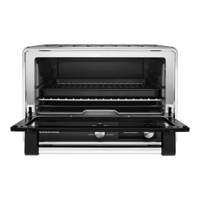 Digital Countertop Oven W 13 X 9 Pan In 2020 Countertop Oven