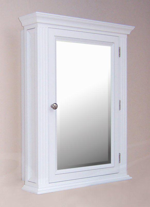 Newport 25 9 X 32 7 Recessed Medicine Cabinet Recessed Medicine Cabinet Cabinet Mirror Cabinets