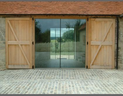 Listed Barn Conversion - simple lines                                                                                                                                                                                 More