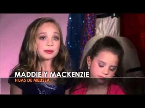 Dance Moms Latino-conoce a Maddie Ziegler – YouTube