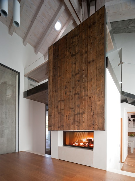 21 Best Images About Reclaimed Wood Wall On Pinterest