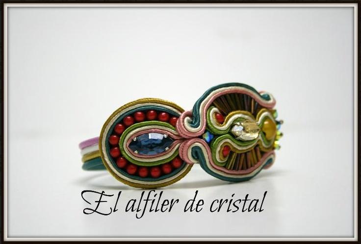 El alfiler de cristal: Reflejos lunares - Tutorial