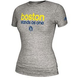 76658708589 adidas Boston Tribute Tee - of profits donated to The One Fund Boston