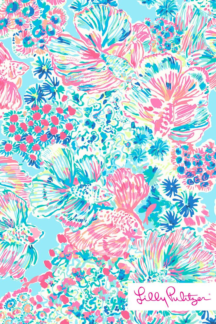 Lilly Pulitzer Patterns Best 25 Lily Pulitzer Wallpaper Ideas On Pinterest Lilly