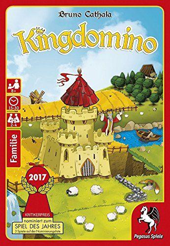 Kingdomino Anleitung