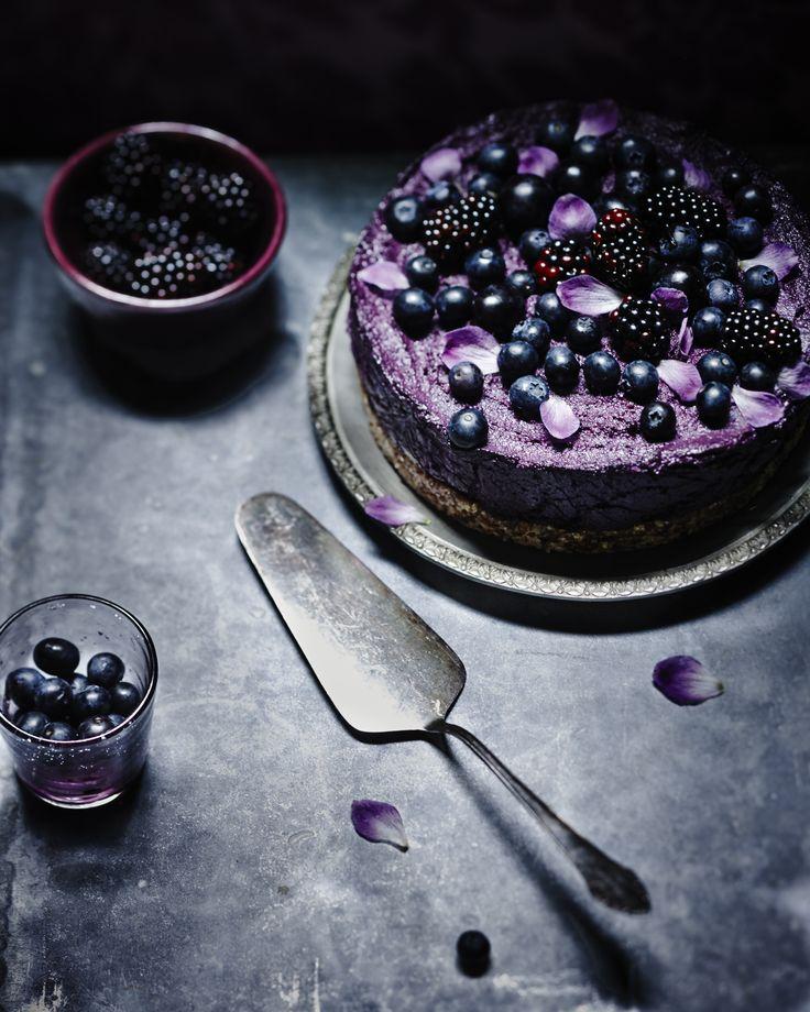 Blaubeer-Joghurt-Kuchen | Blueberry-Joghurt-Cake