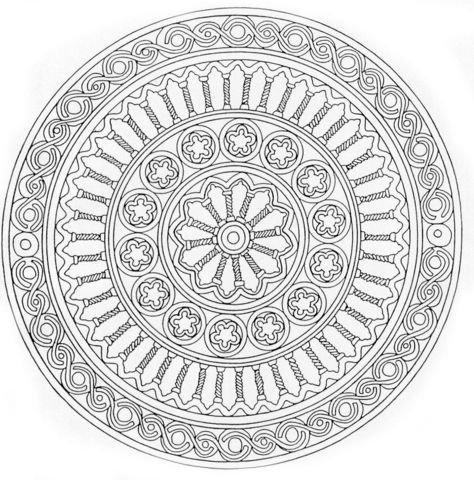 mandala coloring page from advanced mandalas category select from 24848 printable crafts of cartoons nature animals bible and many more