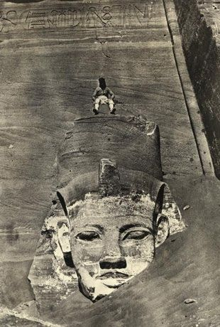 Francis Frith (1822-98) took these pictures in his many journeys in a then unexplored Africa during the period 1856-9