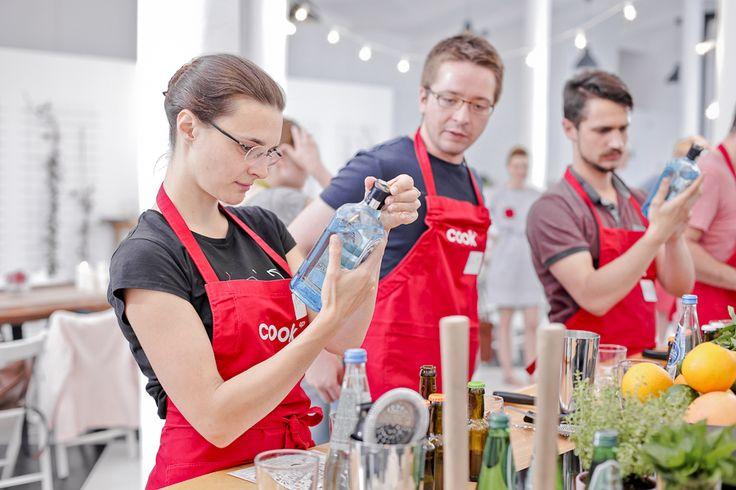 Coctail workshop