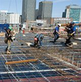 AGF Steel is a Canadian leader in the design, fabrication and installation of concrete reinforcing steel (rebar) and post-tensioning.