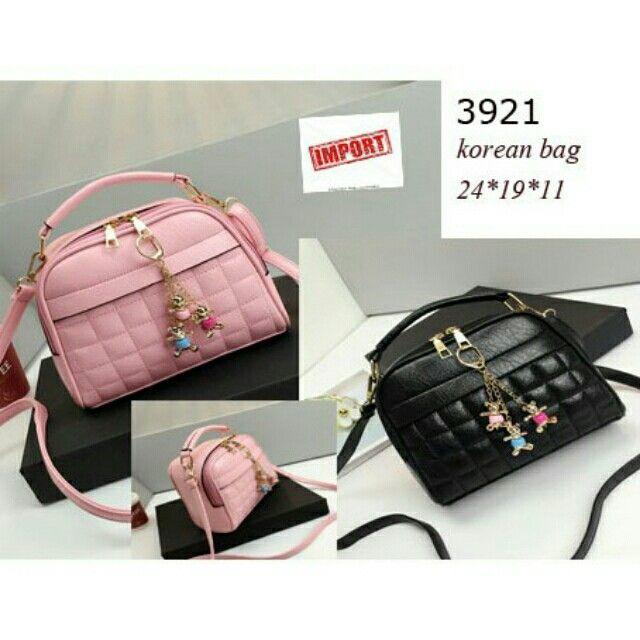 Tas wanita IMPORT Type 3921 korean bag