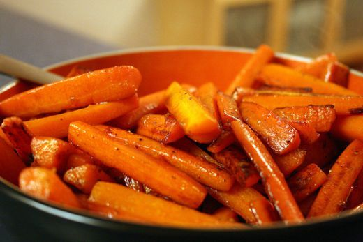 Vegetable Side Dishes Recipes | ... Carrots and Other Vegetables. Better Tasting Side Dishes Everytime